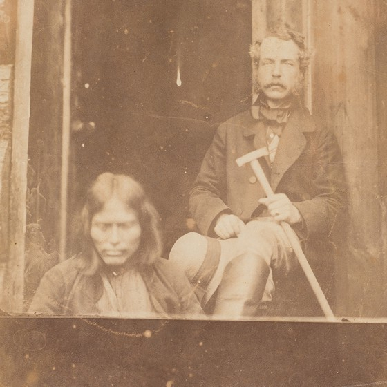 Moody family photograph album