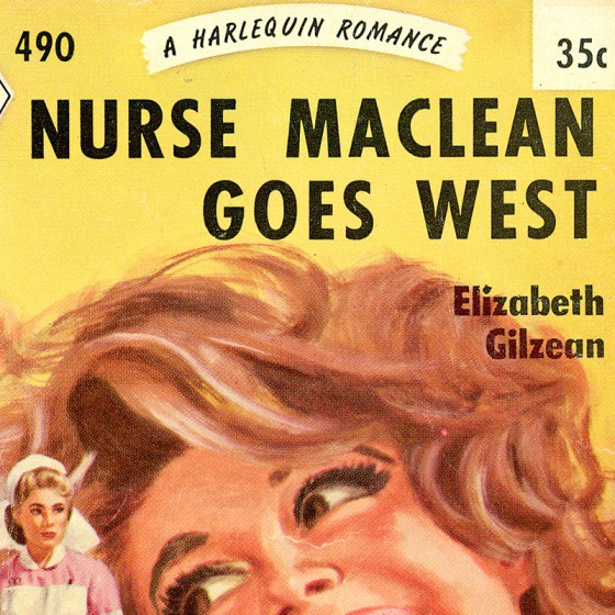 <em>Nurse MacLean Goes West</em>