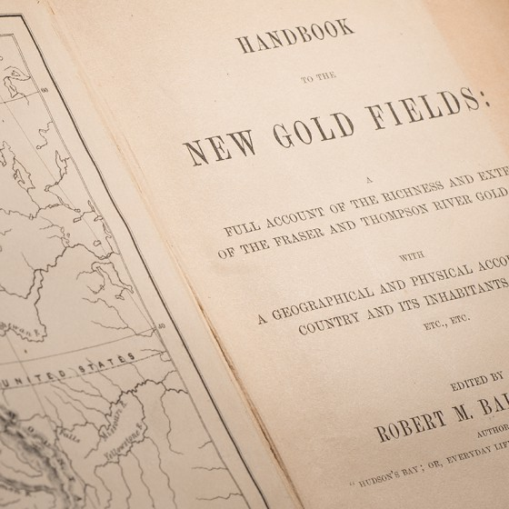 <em>Handbook to the New Gold Fields</em>