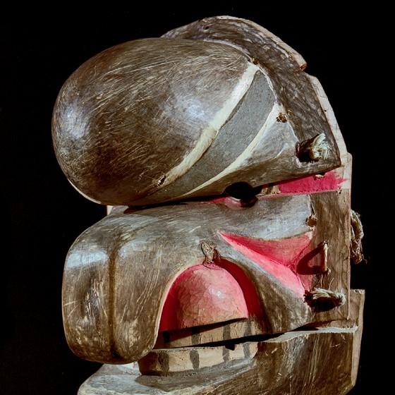 Nuxalk mask