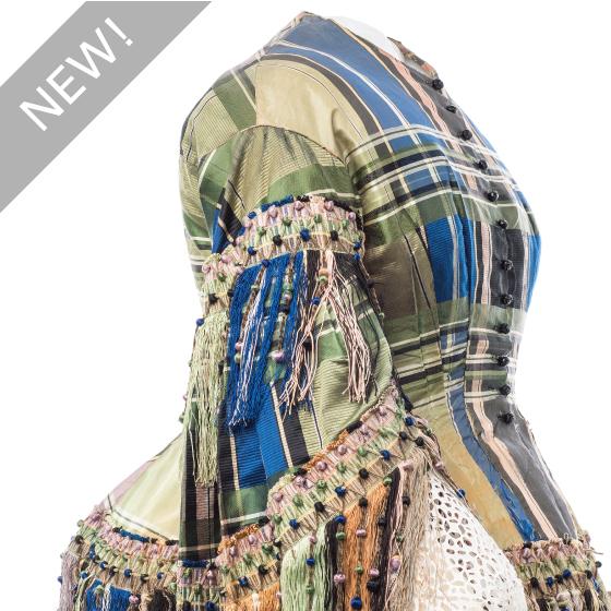 Silk Taffeta Dress