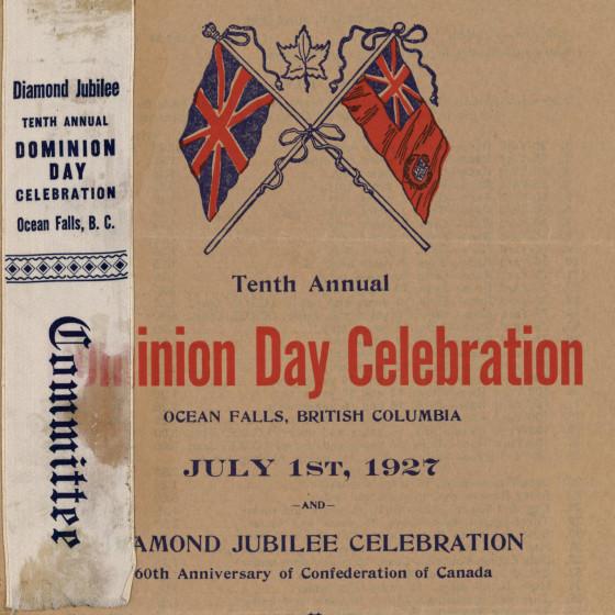 Dominion Day 1927