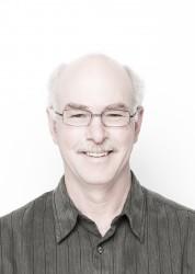 Curator Ken Marr