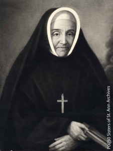 Foundress, Blessed Marie-Anne Blondin
