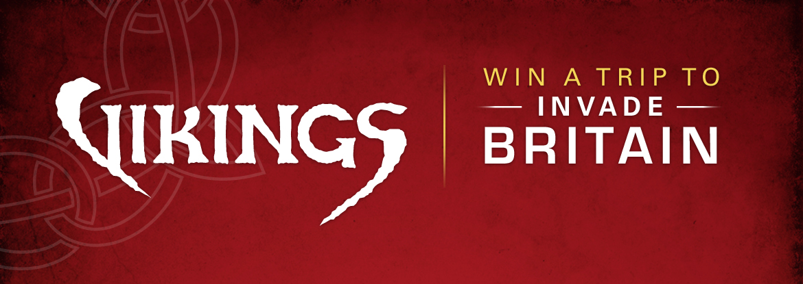Vikings Contest Homepage Slider