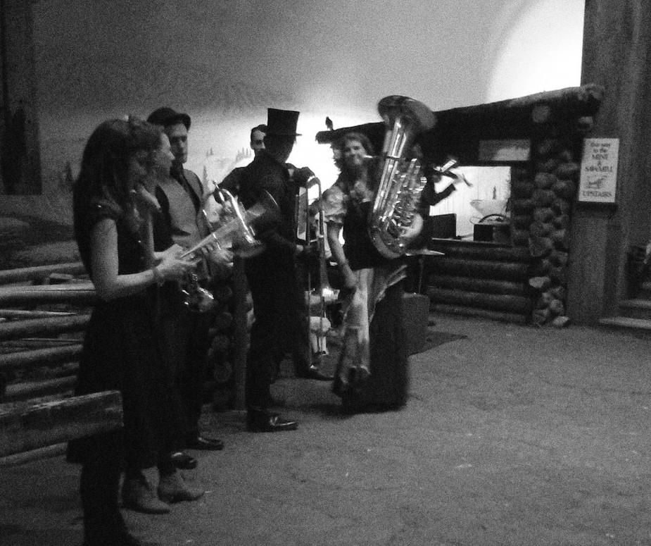 Gysy marching band Bučan Bučan