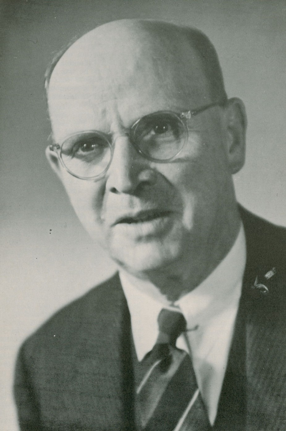 Figure 5.  George Spencer (1888-1966). Professor at the University of BC and founder of the largest BC insect collection there, prolific collector, inspired teacher, and dynamic interpreter of entomology.