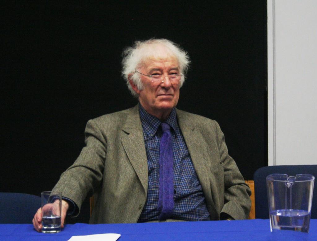 Seamus Heaney, poet