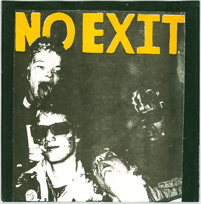 No Exit – s/t (self released)