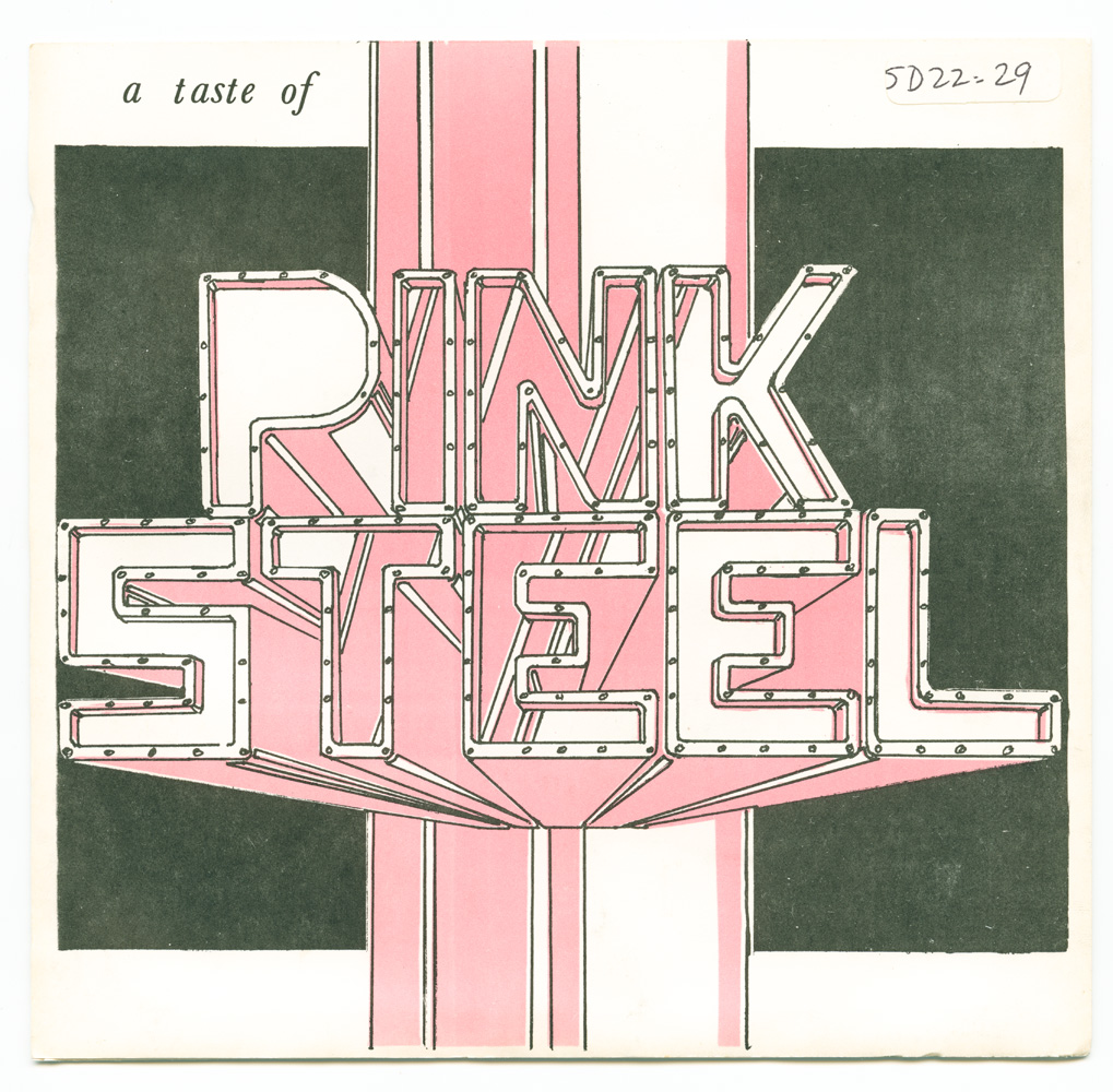 Pink Steel – A taste of Pink Steel  (Al and his Car Records)