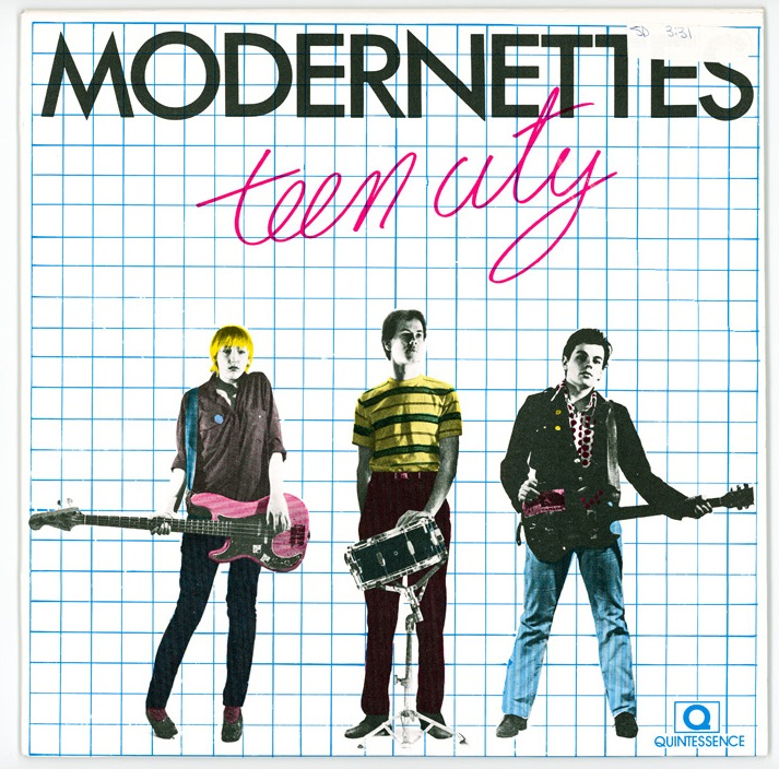 Modernettes – Teen City (Quintessence Records)