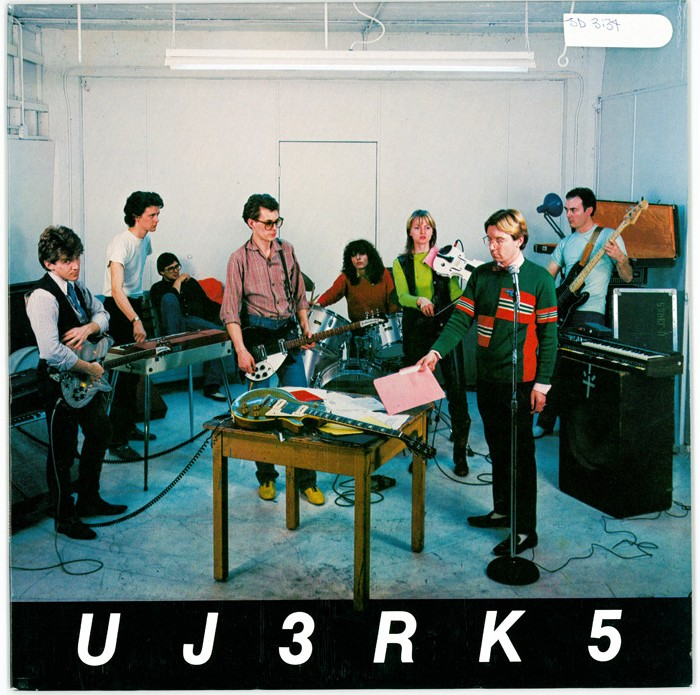 U-J3RK5 –s/t (Quintessence Records)