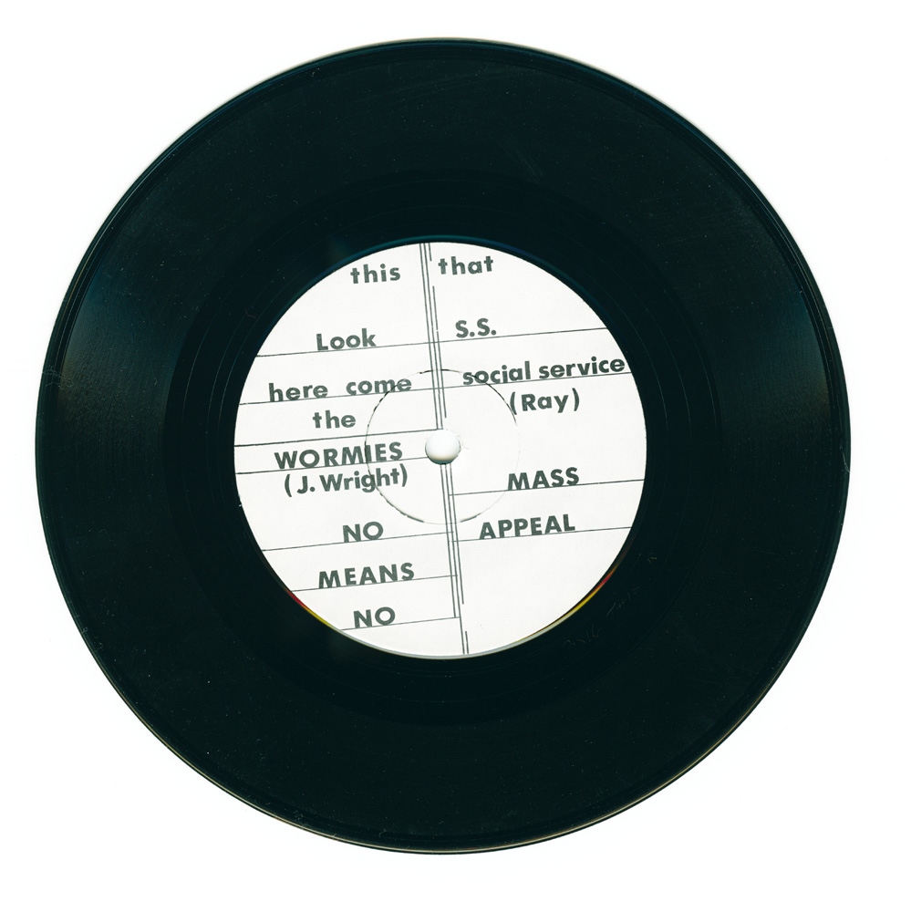 NoMeansNo – Look here come the wormies (self released)
