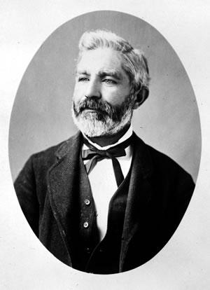 Dr John Sebastion Helmcken
